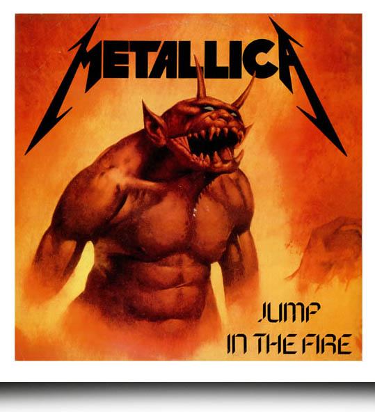 Metallica Jump In The Fire GuitarFiero.com...