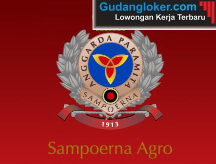 Lowongan kerja PT Sampoerna Agro Tbk