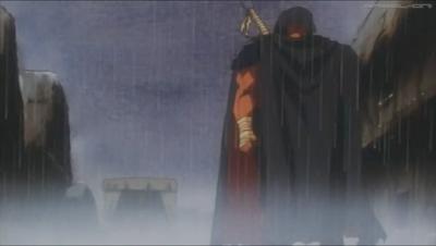 Berserk, Edad Dorada, anime 1997, Espadachín negro