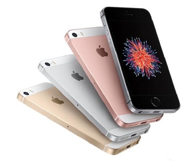 vẻ đẹp của iphone se