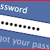 Facebook forgotpassword