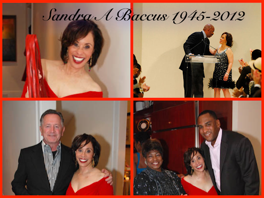My memorial for Sandra Anderson Baccus 1945-2012