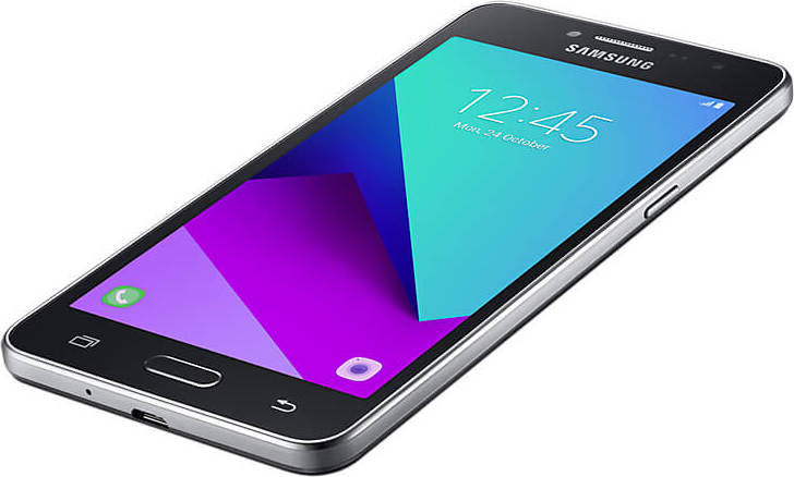 samsung galaxy J2 Ace front