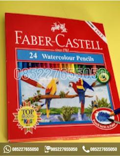 Pensil Warna Faber Castell, Pensil Warna Yang Bagus, 0852-2765-5050