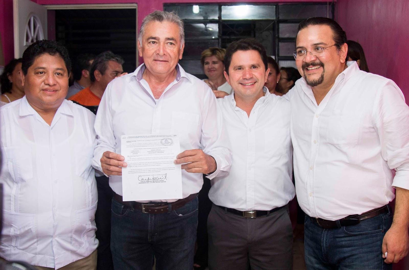 Se registra Marcos Rodríguez Ruz como candidato a diputado local del ...