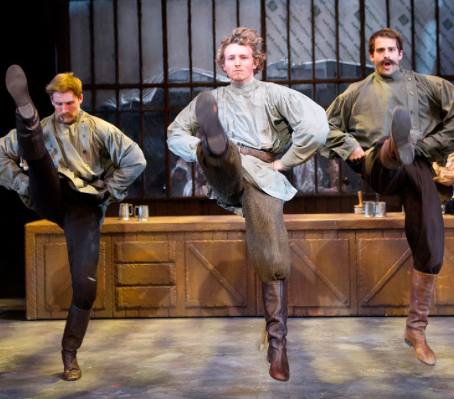 The Theatre Blog Fiddler On The Roof Uk Tour Review