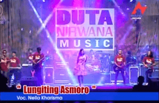 Lirik Lagu Lungiting Asmoro - Nella Kharisma