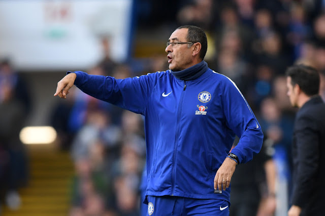 What do you think of the rotation policy at Chelsea so far under Maurizio Sarri?