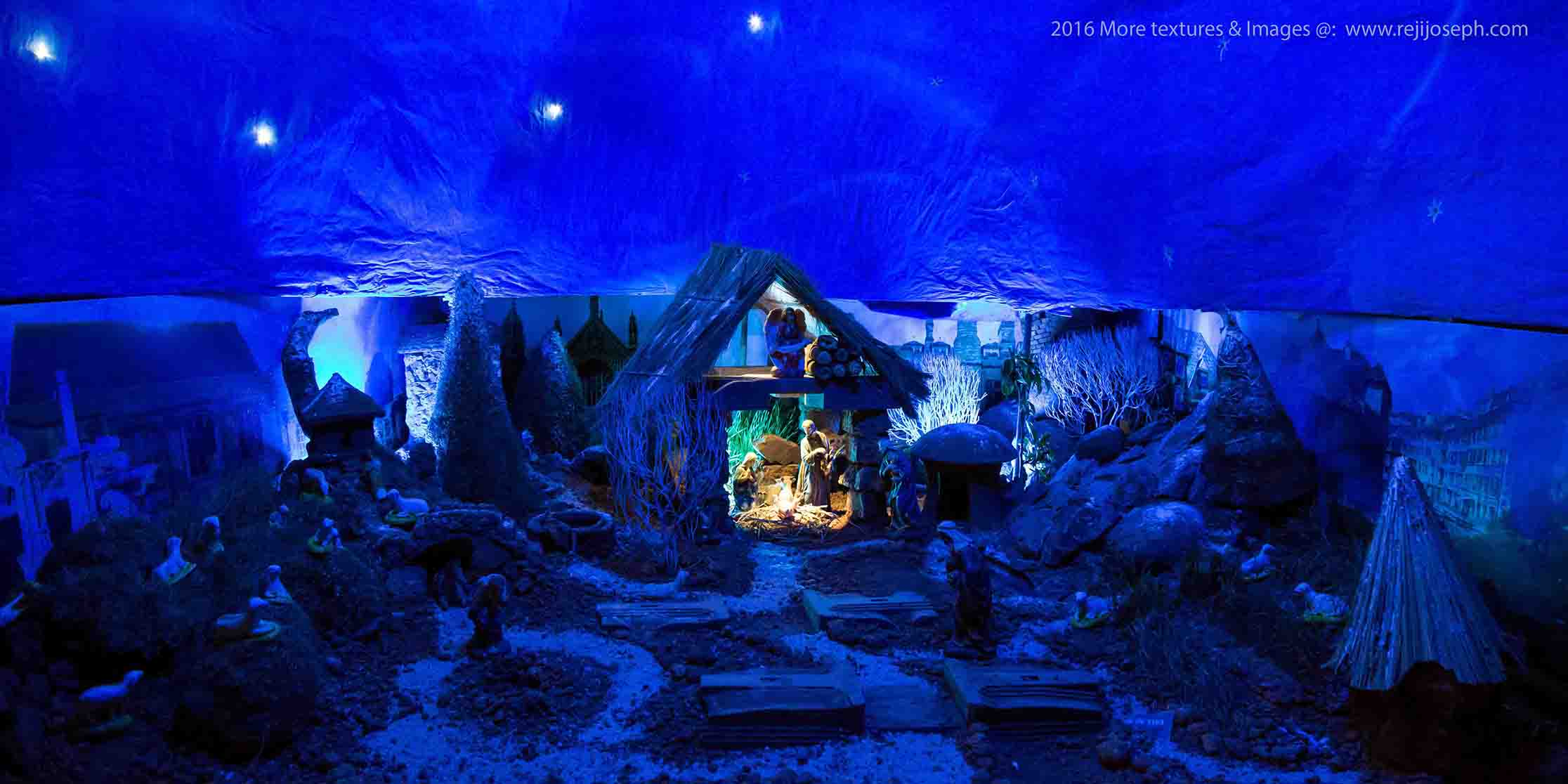 Christmas crib Pulkoodu St. George Forane Church Edappally 00017