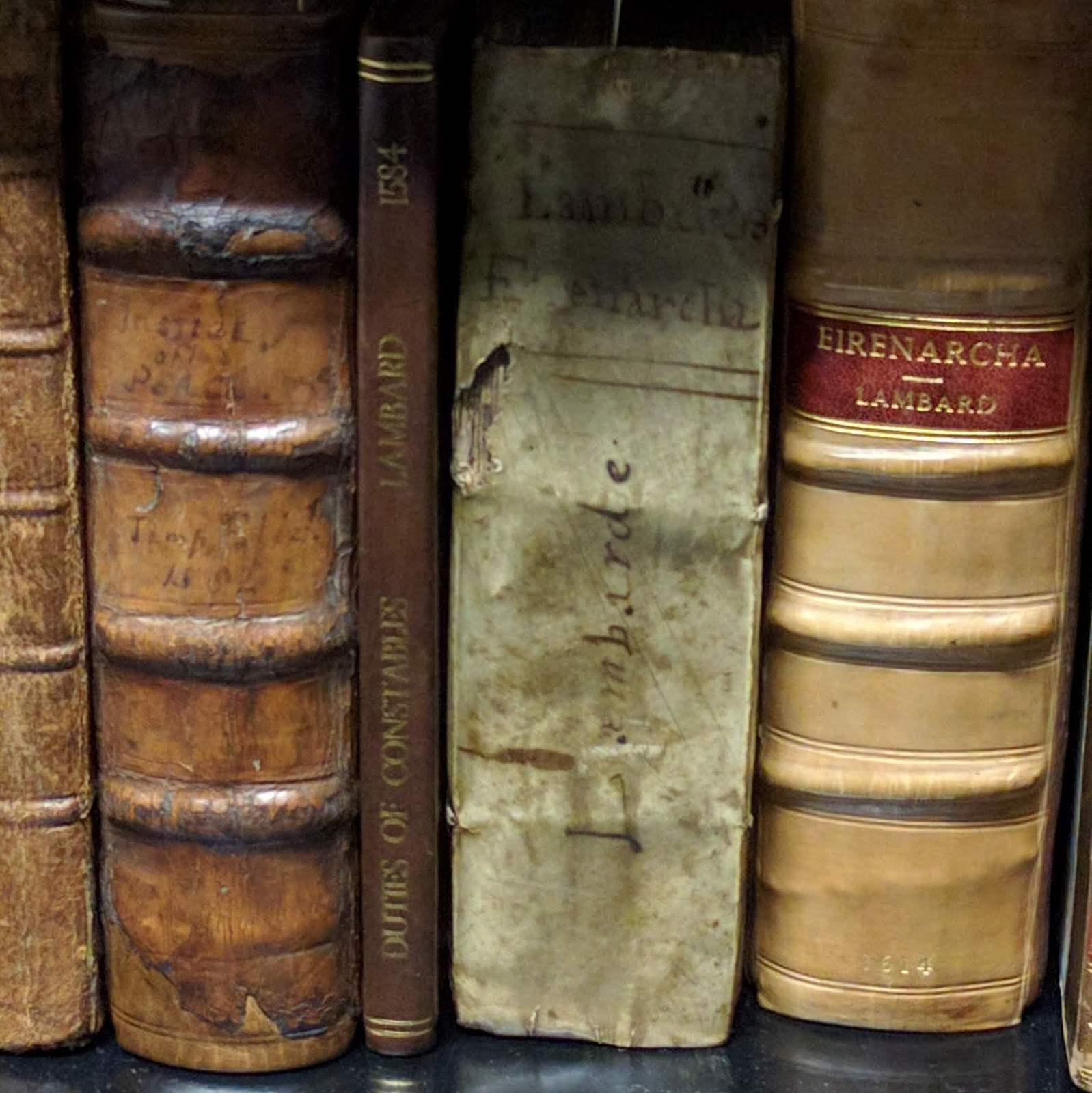 Legal History: Legal History Blog: A Week In The World Of Rare Law Books