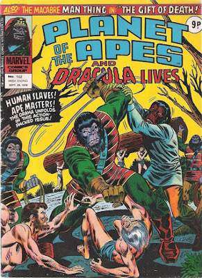 Marvel UK, Planet of the Apes #102