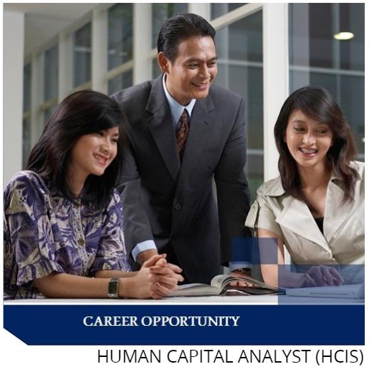 Lowongan Kerja di Garuda Indonesia sebagai Human Capital Analyst