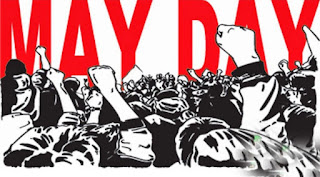 May day 3d Banner Picture