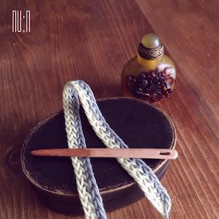 Nålbindning Ribbon