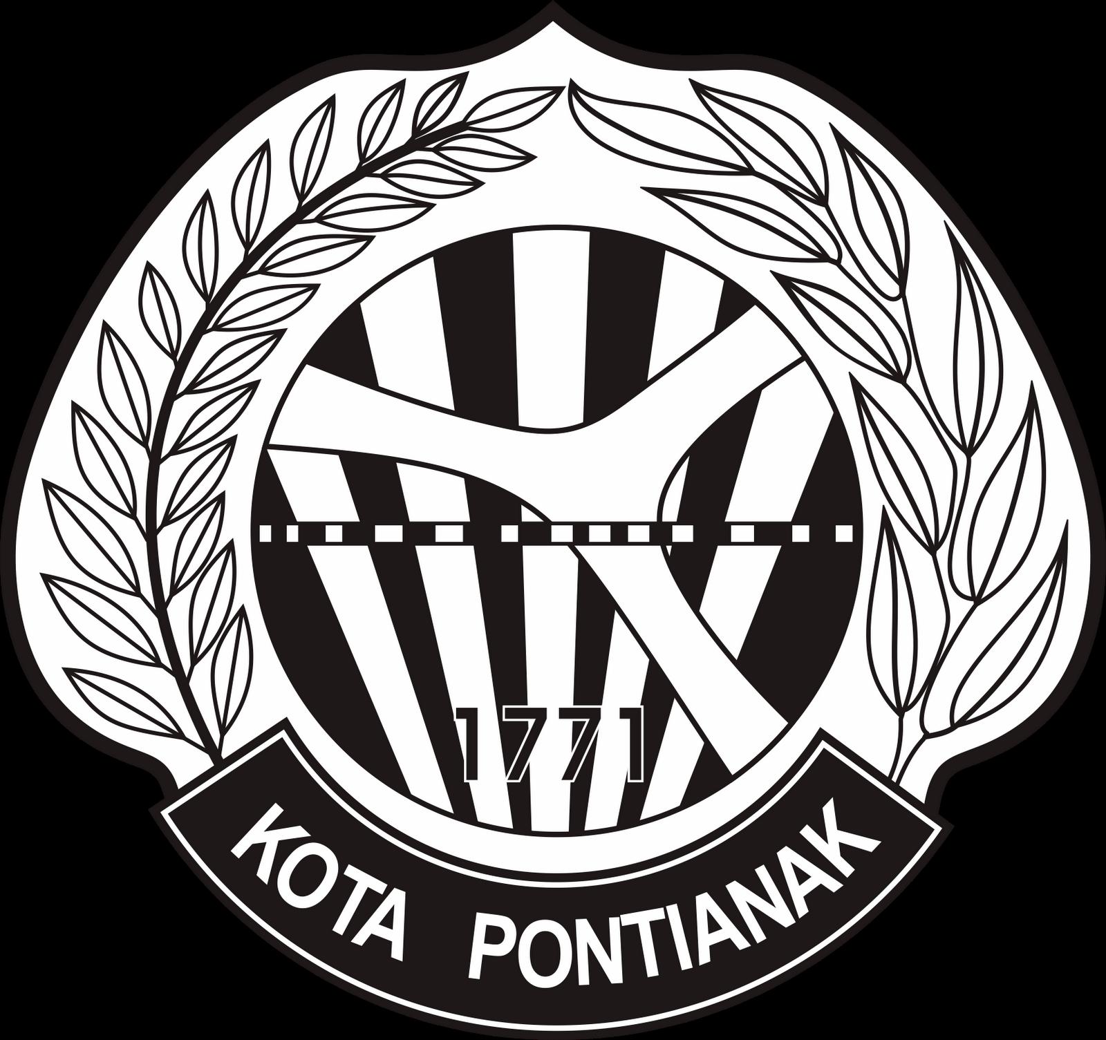 Lambang Logo Logo Kota Pontianak