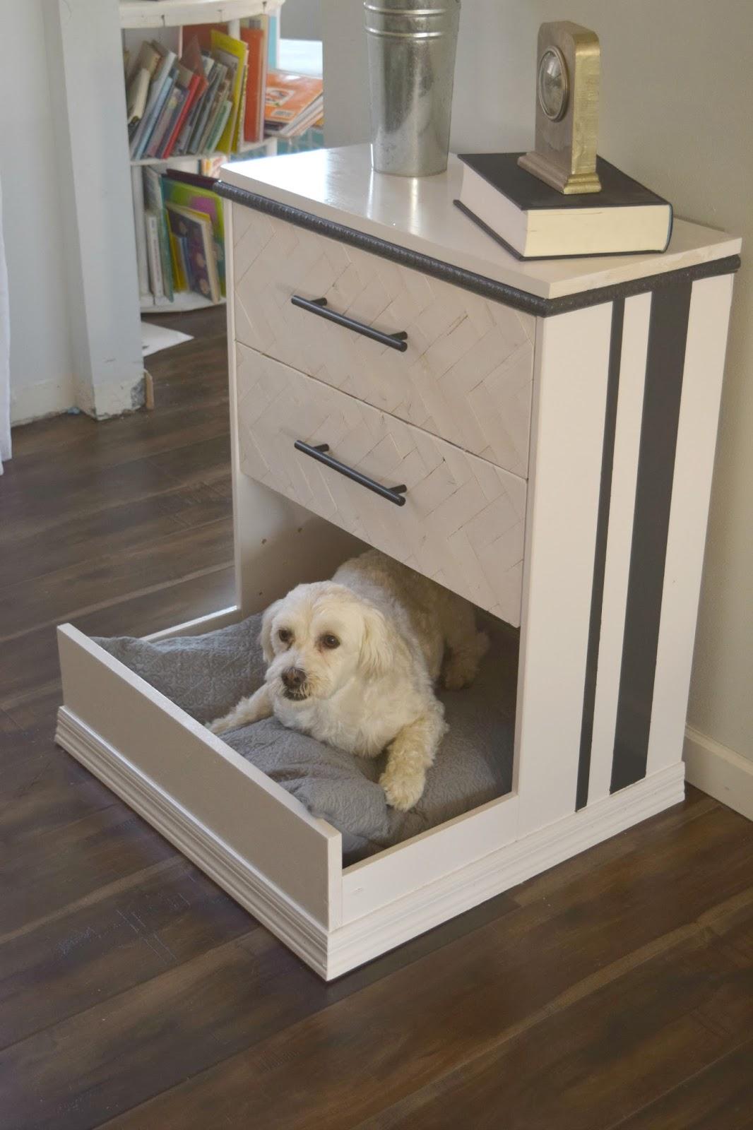 Ikea Rast Dresser Hack Dresser Into Dog Bed Our House