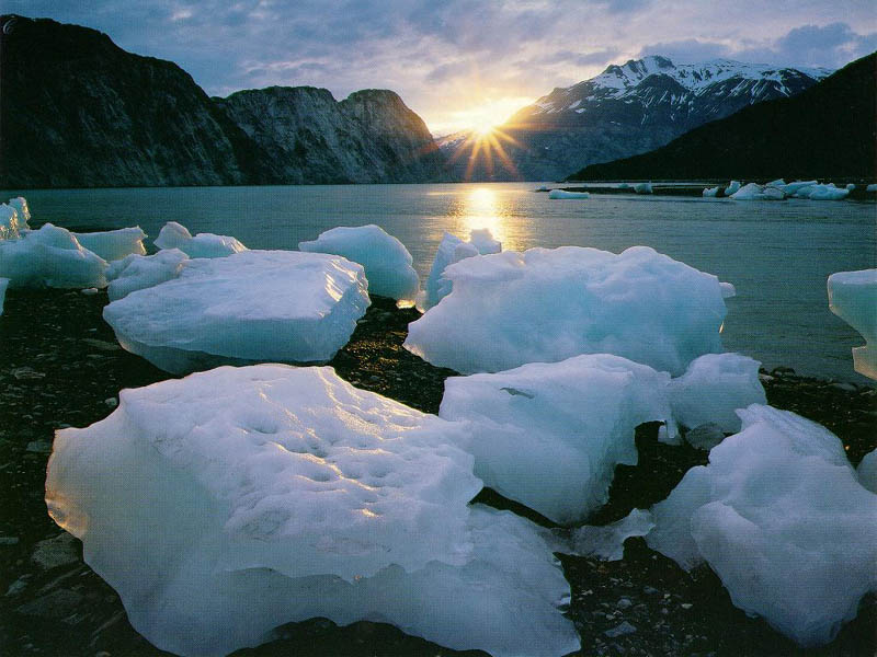 Gambar Alam Kutub Utara