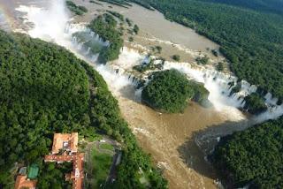 1. Iguazu Falls