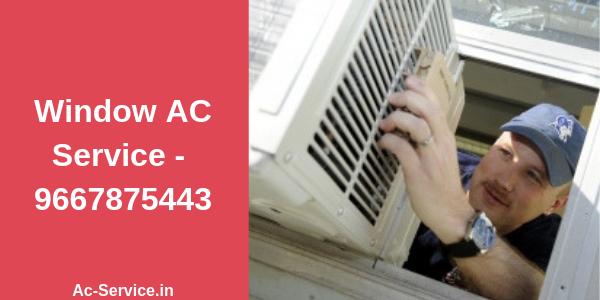Window AC Service