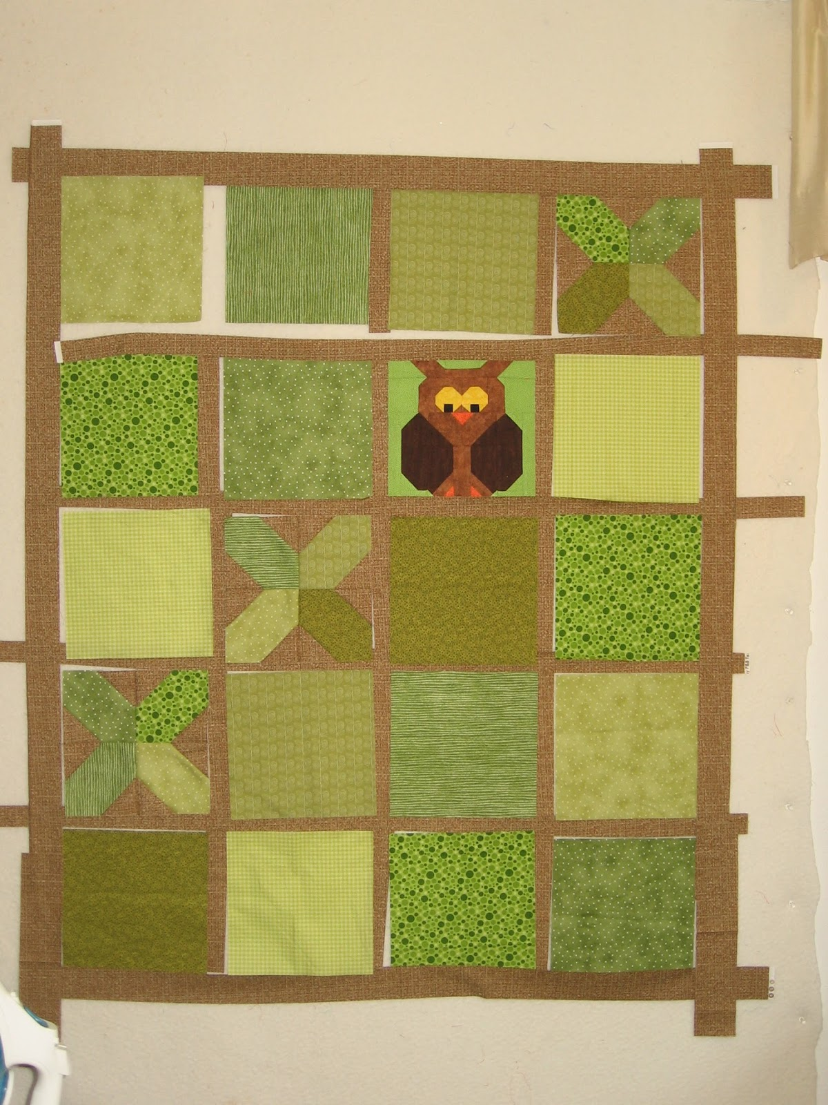 Canuck Quilter: October 2016