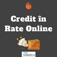 Credite nebancare in rate online