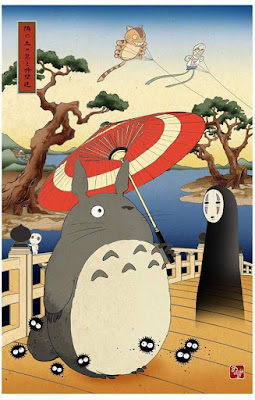 Artist Spotlight: Totoro and Friends