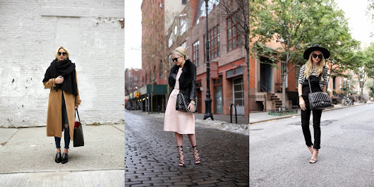 Winter Style Lessons By My Favourite Bloggers