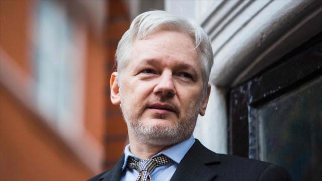Ecuador permite a Suecia interrogar a Assange en su embajada en Londres