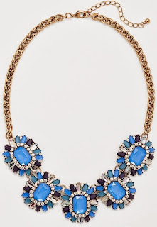 Holiday gift ideas under $100 Cara statement necklace