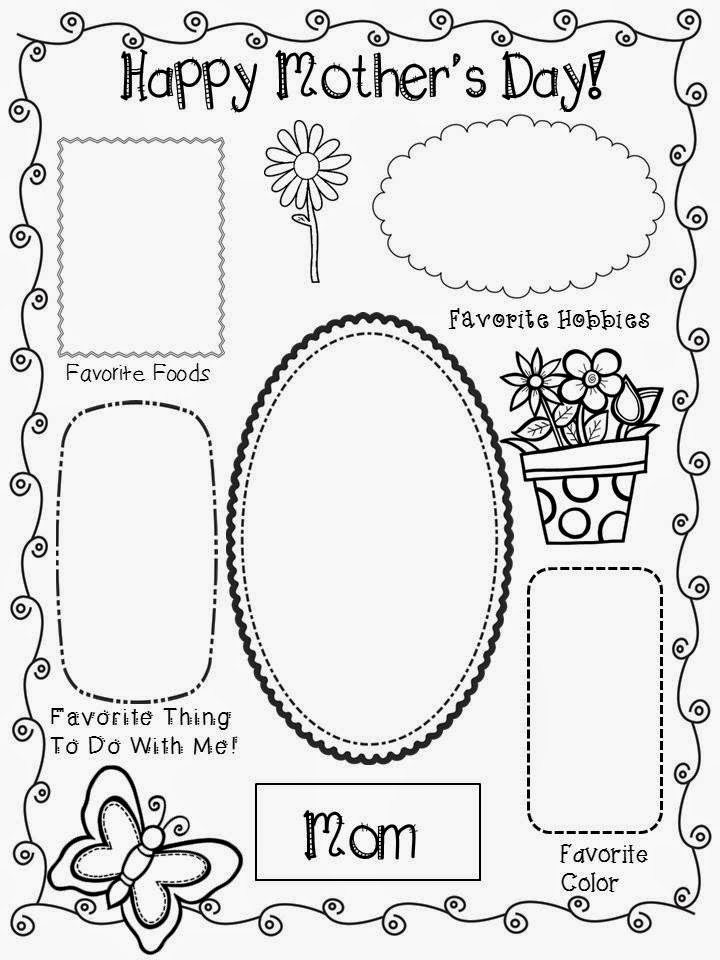 Super Second Grade Smarties: Free Mother's Day Poster and