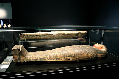 Nestawedjat - Egyptian Mummies Exploring Ancient Lives Exhibition at the Powerhouse Museum Sydney Review