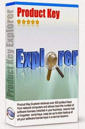 Nsasoft Product Key Explorer Free