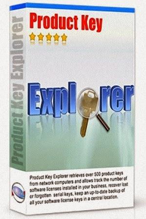 Product Key Explorer 3.8.1.0 Crack
