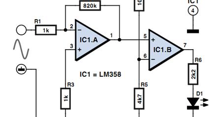 Tester For Inductive Sensors Circuit Diagram - Wiring Diagram DB