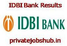 IDBI Bank Results
