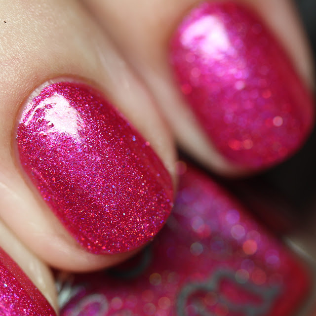 Grace-full Nail Polish Girly Madness