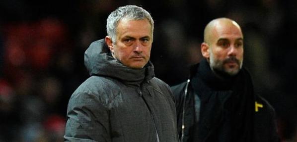 AGEN BOLA - FA tuntut penjelasan Mourinho terkait komentarnya jelang derby Manchester