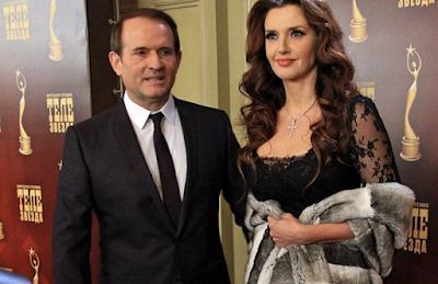 Журналисты «ТСН» собирают подписи против участия жены Медведчука в «Танцах со звездами»