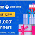 Amazon Quiz Time Daily – Today's Answer of Amazon 8th March Quiz