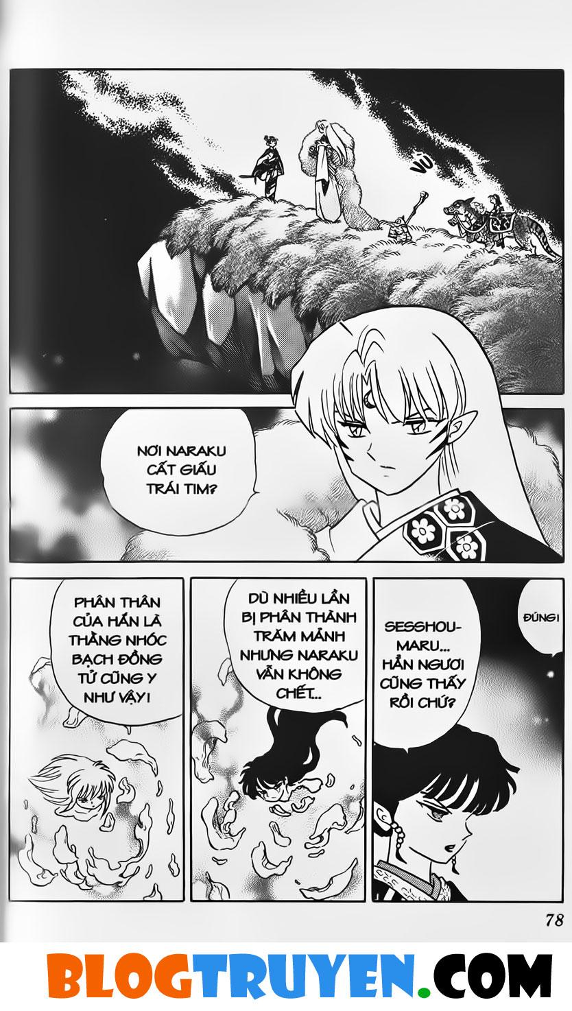 Inuyasha vol 35.5 trang 3