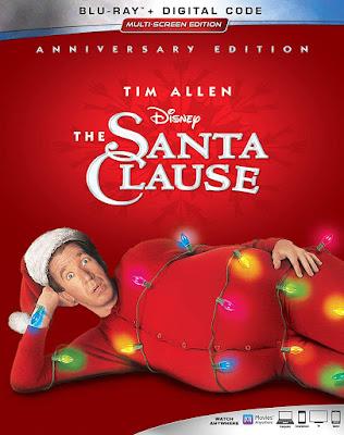 The Santa Clause Bluray
