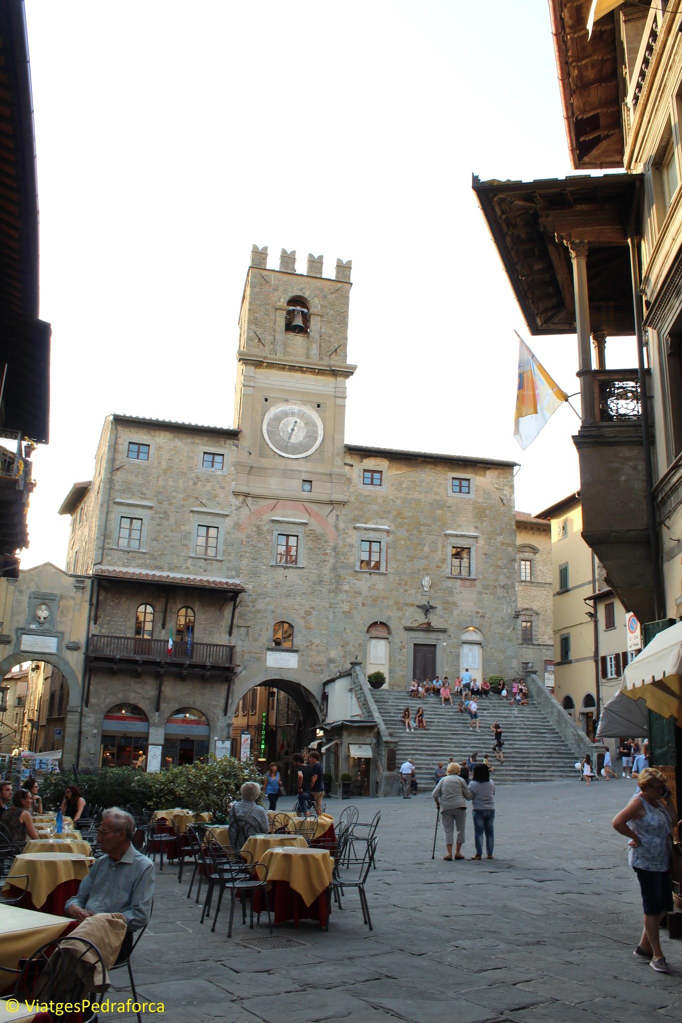Toscana medieval, Itàlia