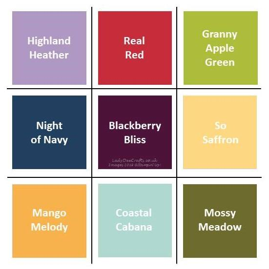 InspireInk colour challenge