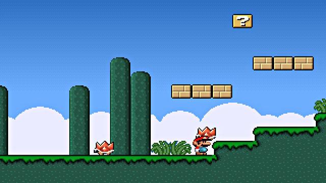 Mario & Luigi - Image du Jeu