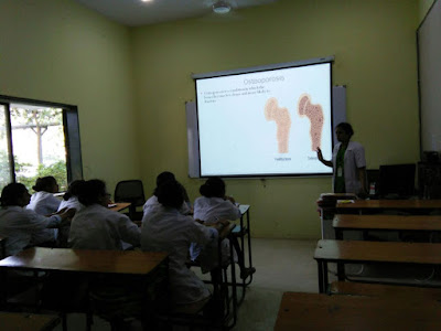 Medical Training at Ospmi
