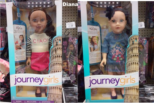 Toys R Us Journey Girls : Living a dolls life : *in store report* journey girls fall 2015