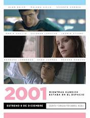 pelicula 2001: Mientras Kubrick estaba en el espacio (2016)