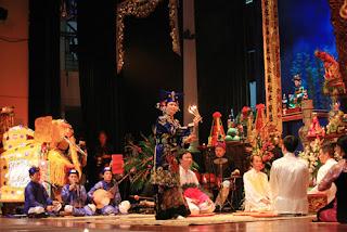 Hau Dong, ritual penting dari keyakinan memuja Sang Ibu