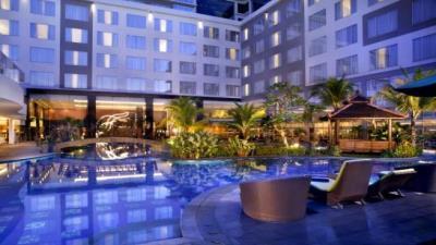 Hotel berbintang di Kalimantan Selatan