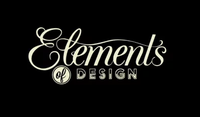 Elementos del diseño | Elements of design